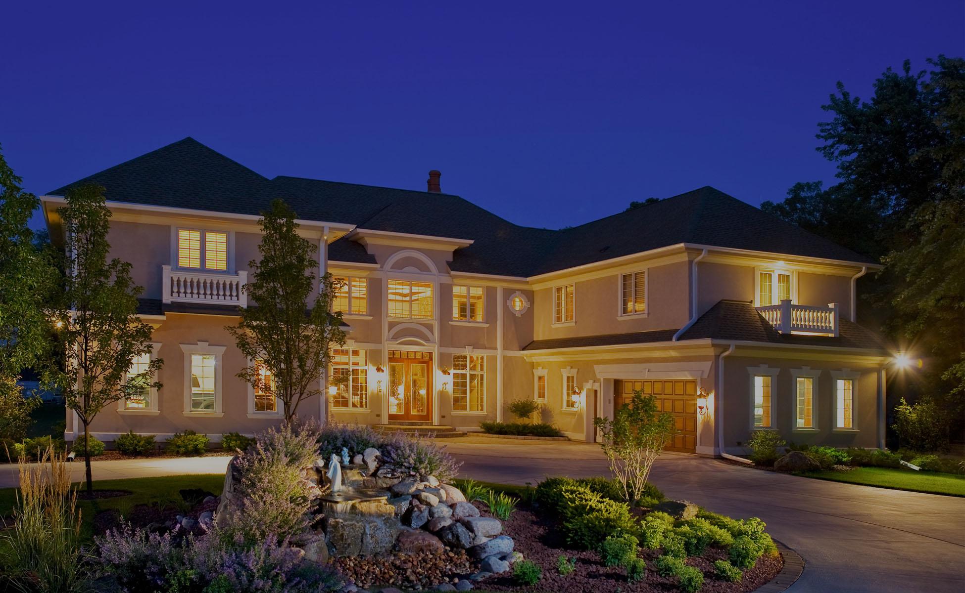 Barenzbuilders custom home builder in wisconsin for Home builders wisconsin