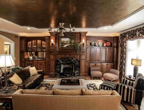 Bosbous Living Room