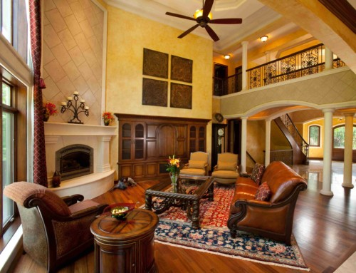 Cooley Living Room